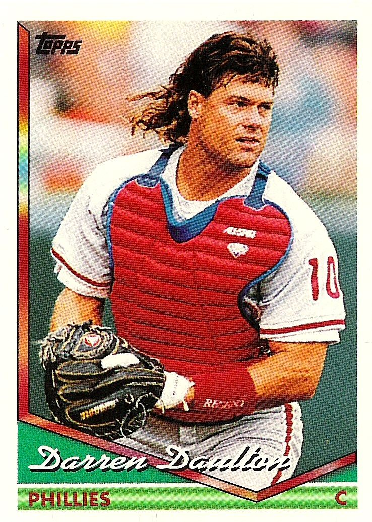 Haircuts I Wish I Could Pull Off – Darren Daulton | Sorting by Teams