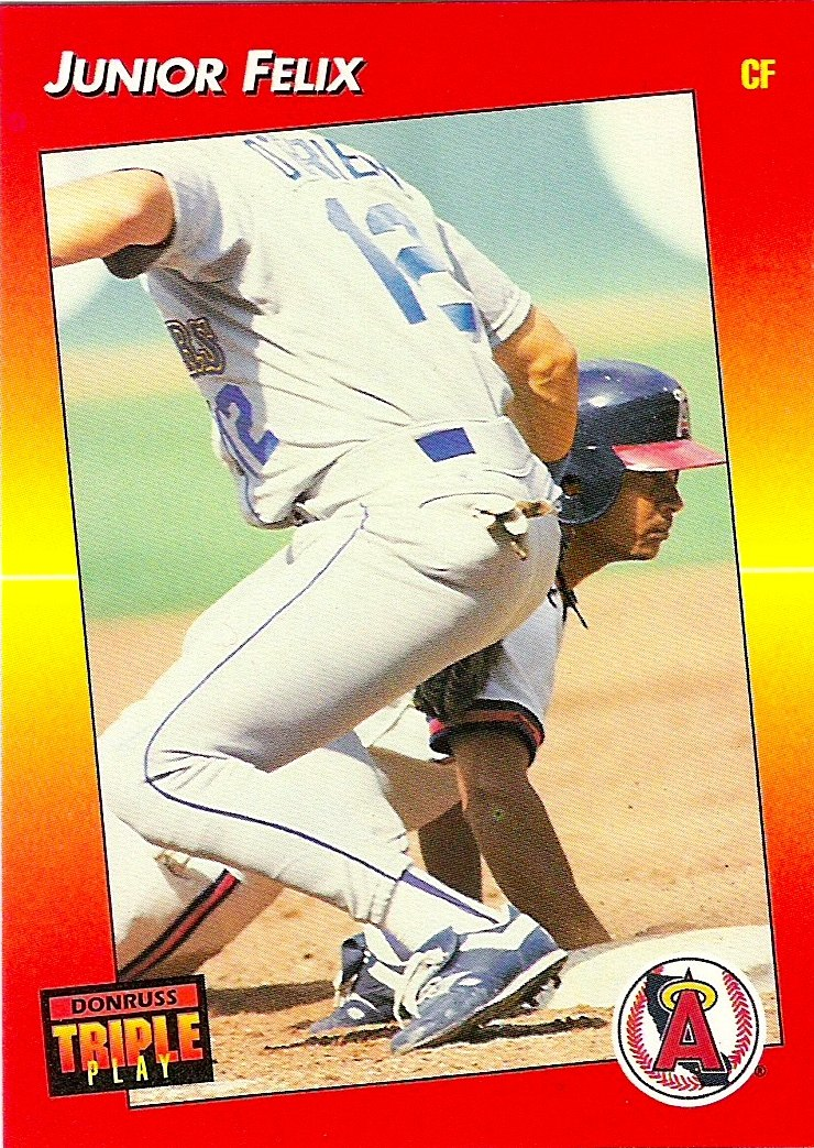 1992 Donruss Triple Play Sorting By Teams