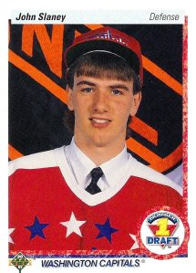 1990-91 Upper Deck - John Slaney