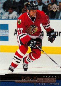 1999-00 Upper Deck - Wendel Clark