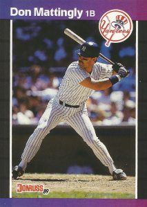 1989 Donruss - Don Mattingly