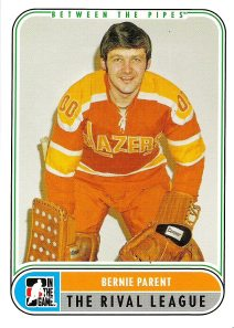 2007-08 In the Game - Bernie Parent